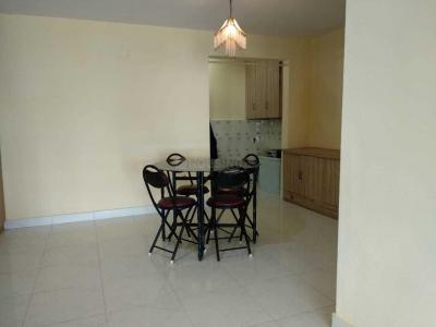 Gallery Cover Image of 800 Sq.ft 1 BHK Apartment for rent in Domlur Layout for 38000