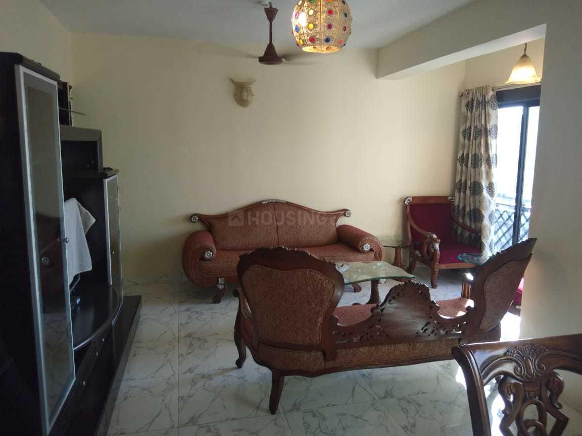 Living Room Image of 1000 Sq.ft 2 BHK Apartment for rent in Bandra West for 115000
