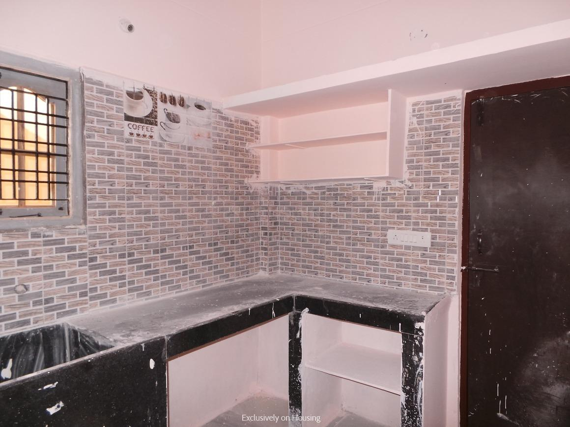 Kitchen Image of 1251 Sq.ft 2 BHK Independent House for buy in Aminpur for 6610000