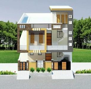 Gallery Cover Image of 600 Sq.ft 2 BHK Independent House for buy in Semmancheri for 2550000