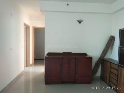 Hall Image of 1850 Sq.ft 3 BHK Apartment for rent in DLF New Town Heights, New Town for 26000