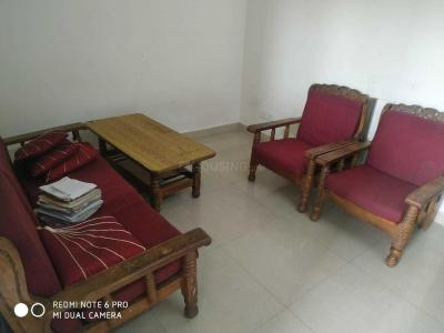 Gallery Cover Image of 900 Sq.ft 1 BHK Independent Floor for rent in East of Kailash Block D RWA, East Of Kailash for 23000
