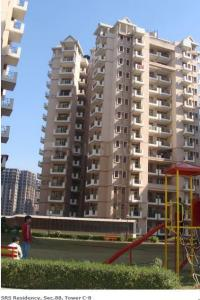 Gallery Cover Image of 1300 Sq.ft 2 BHK Apartment for buy in SRS Residency, Sector 88 for 3500000