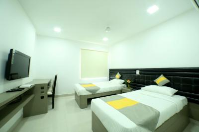 Bedroom Image of La Riviera Suites in Madhapur