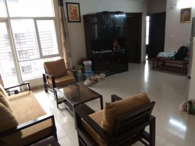 Gallery Cover Image of 1550 Sq.ft 3 BHK Apartment for buy in JM Aroma, Sector 75 for 9200000