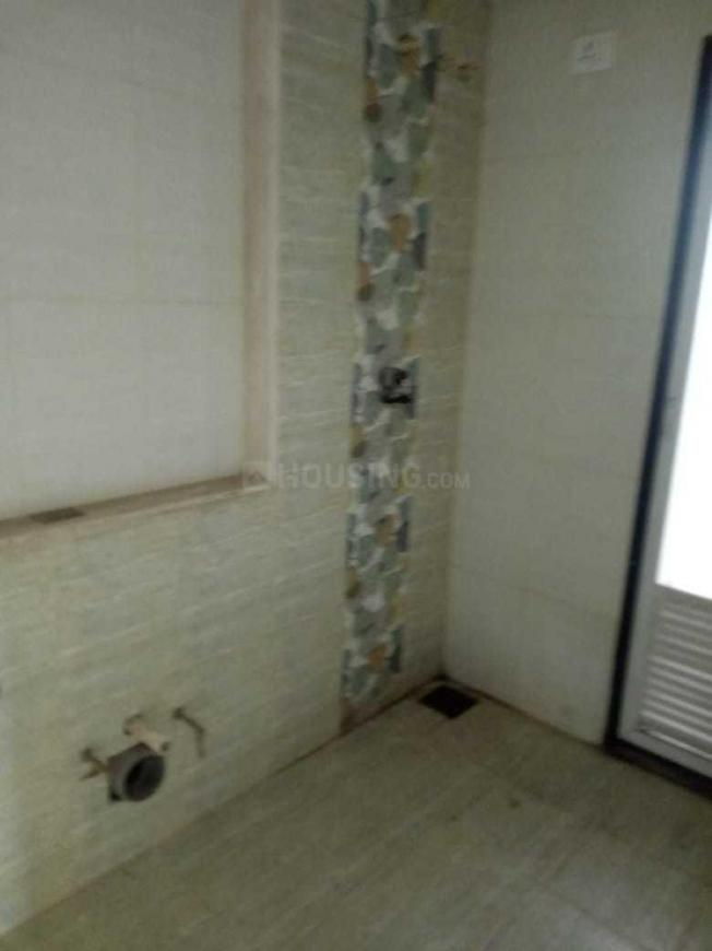 Common Bathroom Image of 470 Sq.ft 1 BHK Apartment for rent in Mumbra for 45000