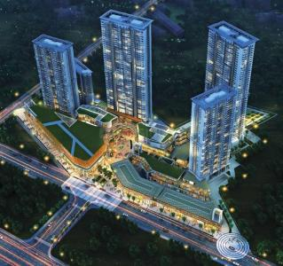 Gallery Cover Image of 1800 Sq.ft 3 BHK Apartment for buy in Sector 65 for 15000000