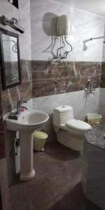 Common Bathroom Image of Dhawan's PG Service in DLF Phase 3