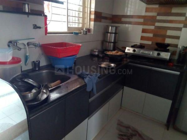 Kitchen Image of 1750 Sq.ft 3 BHK Independent House for buy in Kalali for 5500000