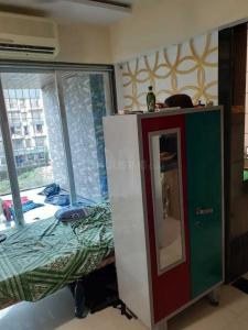 Bedroom Image of Ezstays - Teresa Residency in Kamla Nagar