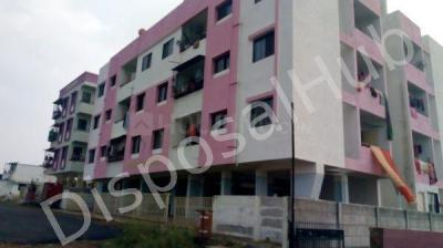Gallery Cover Image of 667 Sq.ft 1 BHK Apartment for buy in Dattanagar for 1300000