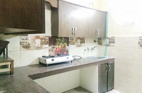 Kitchen Image of Kapil Bhandari .nest 33/208,gf in Lajpat Nagar