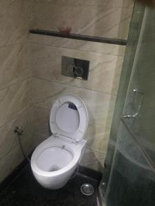 Common Bathroom Image of PG 5401300 Lajpat Nagar Iii in Lajpat Nagar
