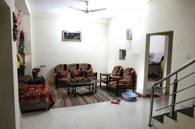 Gallery Cover Image of 1600 Sq.ft 3 BHK Independent House for buy in Sanchar Nagar Main for 8200000