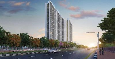 Gallery Cover Image of 612 Sq.ft 2 BHK Apartment for buy in L And T Rejuve 360 Tower A, Mulund West for 15400000