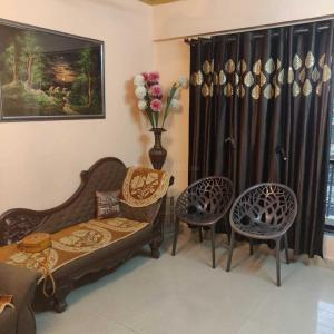 Gallery Cover Image of 1625 Sq.ft 3 BHK Apartment for rent in Nerul for 35000