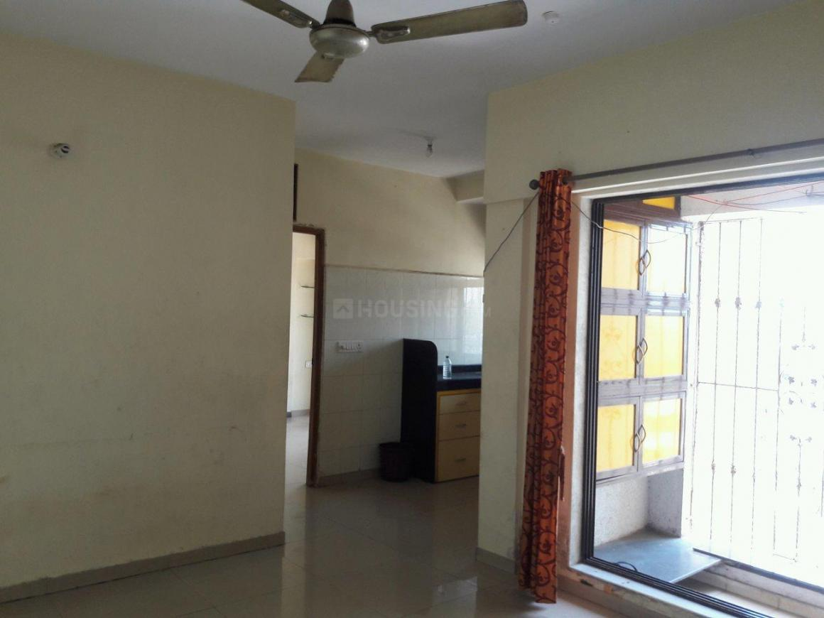 Living Room Image of 450 Sq.ft 1 BHK Apartment for rent in Bandra East for 35000