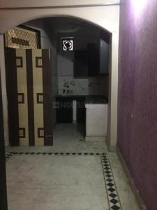 Gallery Cover Image of 380 Sq.ft 1 BHK Independent Floor for rent in New Ashok Nagar for 8500