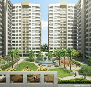 Gallery Cover Image of 1250 Sq.ft 3 BHK Apartment for buy in Kalpataru Srishti, Mira Road East for 13000000