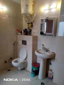 Bathroom Image of Furnished Girls PG in Sector 12 Dwarka