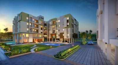 Gallery Cover Image of 1050 Sq.ft 3 BHK Apartment for buy in Narendrapur for 2887500