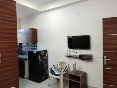 Gallery Cover Image of 550 Sq.ft 1 RK Apartment for rent in Sector 48 for 8500