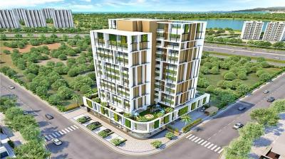 Gallery Cover Image of 2450 Sq.ft 3 BHK Apartment for buy in Greenscape The Residence, Seawoods for 47500000