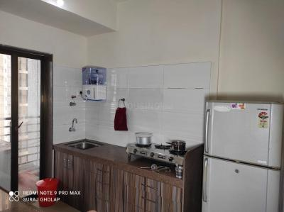 Kitchen Image of A- One PG in Borivali East