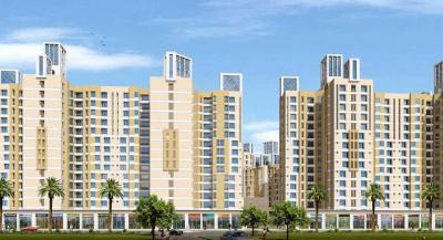 Gallery Cover Image of 625 Sq.ft 1 BHK Apartment for rent in Hubtown Gardenia, Mira Road East for 14500
