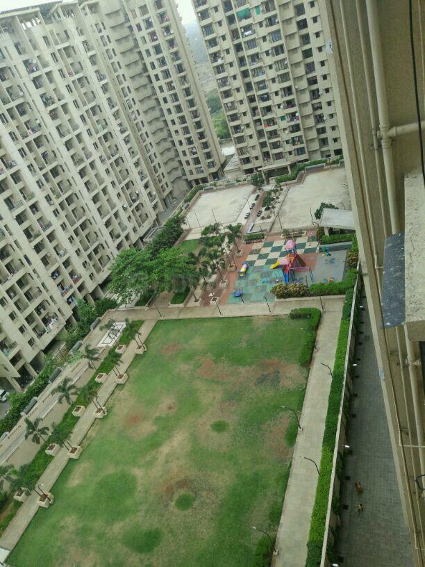 Building Image of 607 Sq.ft 1 BHK Apartment for rent in Kalyan West for 8000