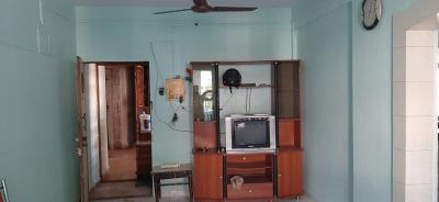 Gallery Cover Image of 615 Sq.ft 1 BHK Apartment for rent in Kopar Khairane for 23500