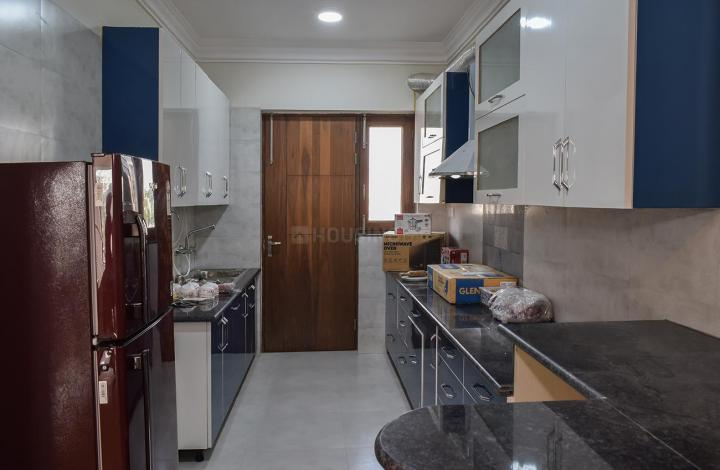 Kitchen Image of Singh Nest Ff in Sector 57