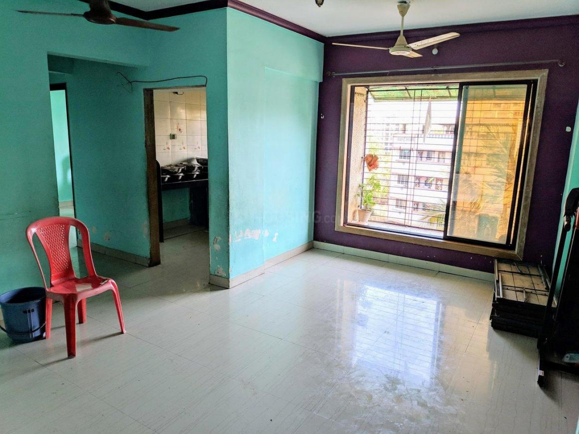 Living Room Image of 975 Sq.ft 2 BHK Apartment for rent in Kumbharkhan Pada for 11000