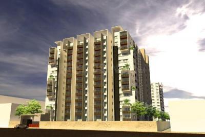 डीएस मैक्स डीएस मैक्स स्काइ ग्रांड, कलकेरे  में 5400000  खरीदें  के लिए 5400000 Sq.ft 3 BHK अपार्टमेंट के बिल्डिंग  की तस्वीर