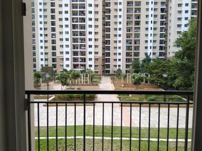 Gallery Cover Image of 1640 Sq.ft 3 BHK Apartment for rent in Essel Gardens for 20000