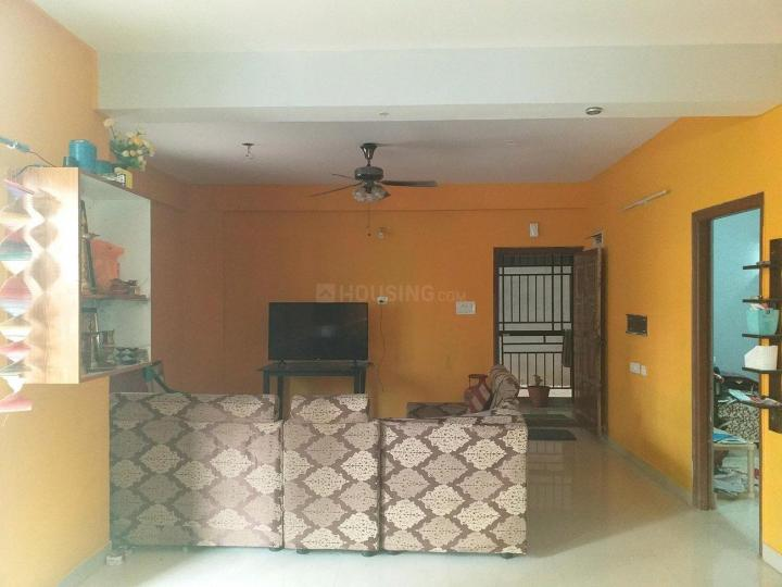 Living Room Image of 1280 Sq.ft 3 BHK Apartment for buy in Sai Mounika Espancia, Horamavu for 5000000