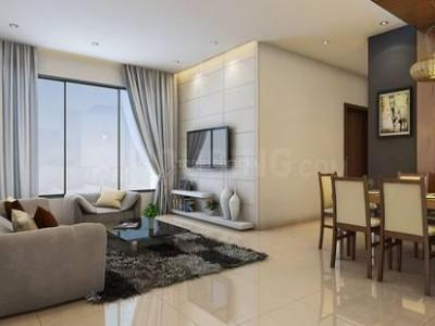 Gallery Cover Image of 1250 Sq.ft 3 BHK Apartment for buy in Goel Ganga New Town, Dhanori for 8100000