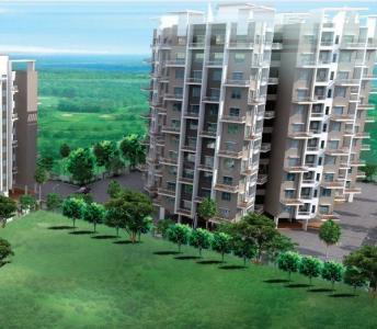 Gallery Cover Image of 991 Sq.ft 2 BHK Apartment for buy in Punawale for 5479000