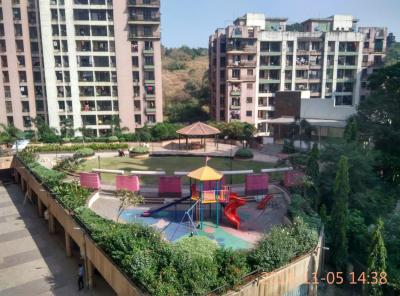 Gallery Cover Image of 625 Sq.ft 1 BHK Apartment for rent in Kalwa for 16000