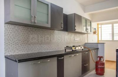 Kitchen Image of 3 Bhk In Pramuk Aqua Heights in Electronic City