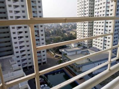 Gallery Cover Image of 810 Sq.ft 2 BHK Apartment for buy in Godrej Prakriti, Sodepur for 3550000