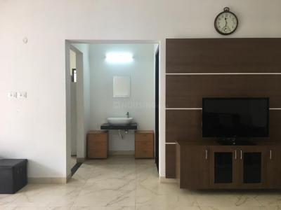 Gallery Cover Image of 1800 Sq.ft 3 BHK Apartment for rent in Injambakkam for 50000