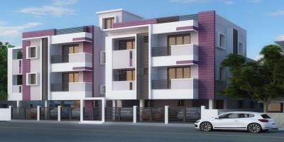 Gallery Cover Image of 1116 Sq.ft 2 BHK Apartment for buy in Tambaram for 5300000