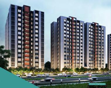 Gallery Cover Image of 1480 Sq.ft 3 BHK Apartment for buy in Adani Amogha, Khodiyar for 6200000