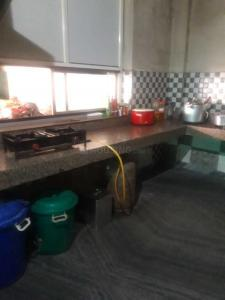 Kitchen Image of Shree Shyam PG in Sector 33