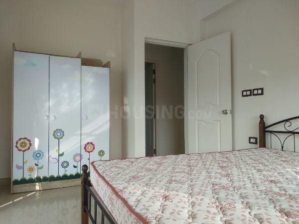 Bedroom Image of 1050 Sq.ft 2 BHK Apartment for buy in Salcete for 5600000