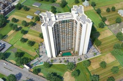 Gallery Cover Image of 665 Sq.ft 1 BHK Apartment for buy in Om Paraiso, Padle Gaon for 4000000