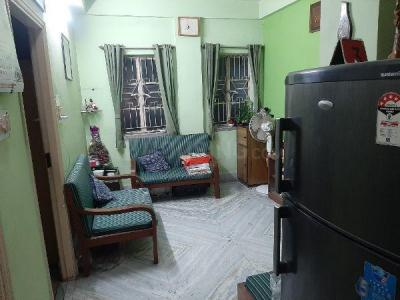 Gallery Cover Image of 600 Sq.ft 2 BHK Independent Floor for rent in New Alipore for 18000