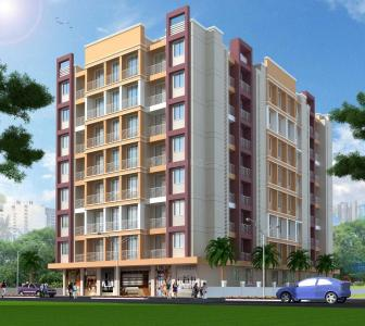 Gallery Cover Image of 560 Sq.ft 1 BHK Apartment for rent in Dombivli West for 9000