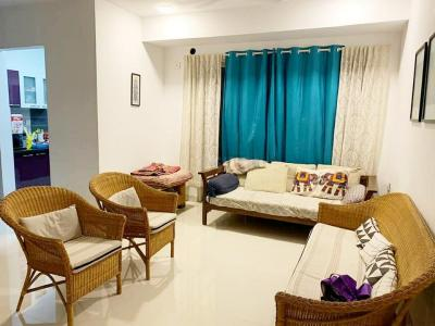Gallery Cover Image of 800 Sq.ft 1 BHK Apartment for rent in Santacruz West for 60000